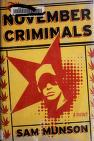 Cover of: The November criminals